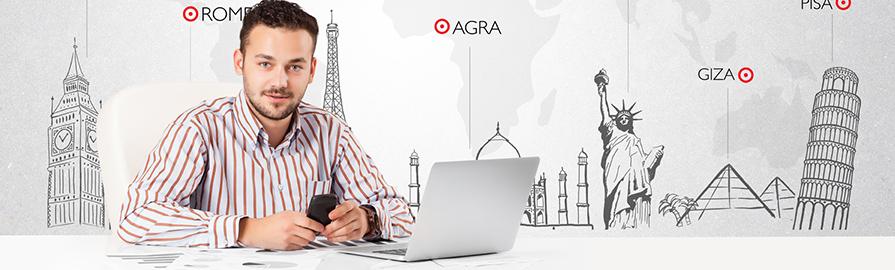 agences de voyages en ligne